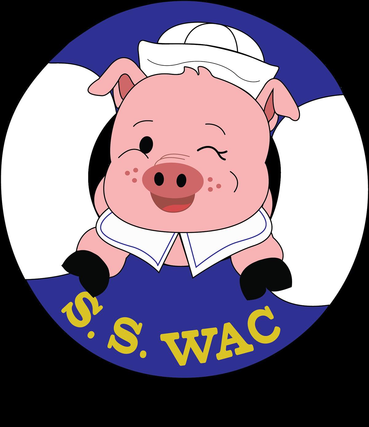 Logo Mock Up Hamilton Pig On Behance