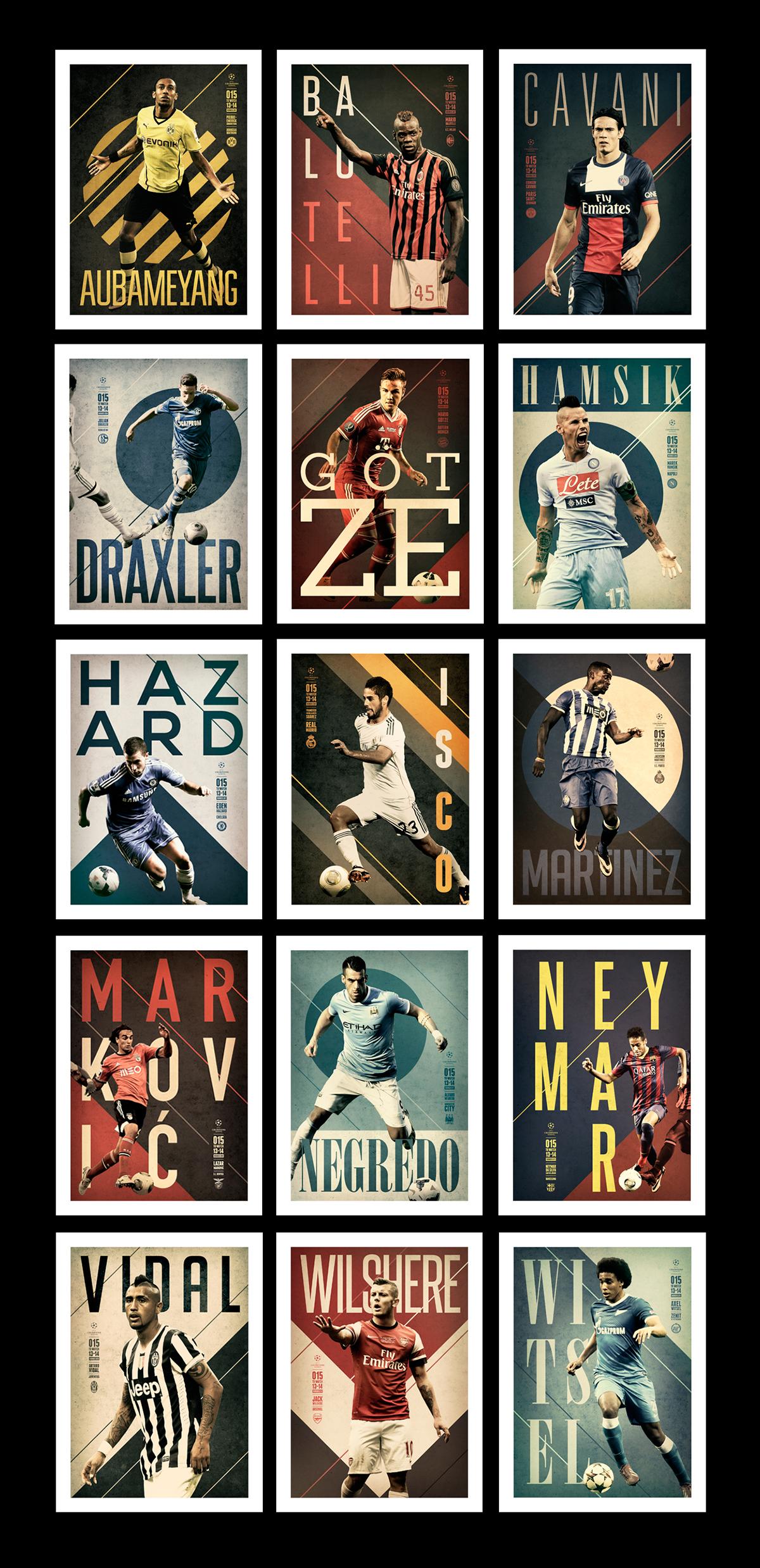 UEFA Champions League football Sport Graphics barcelona Neymar Real Madrid Chelsea bayern munich soccer Brazil