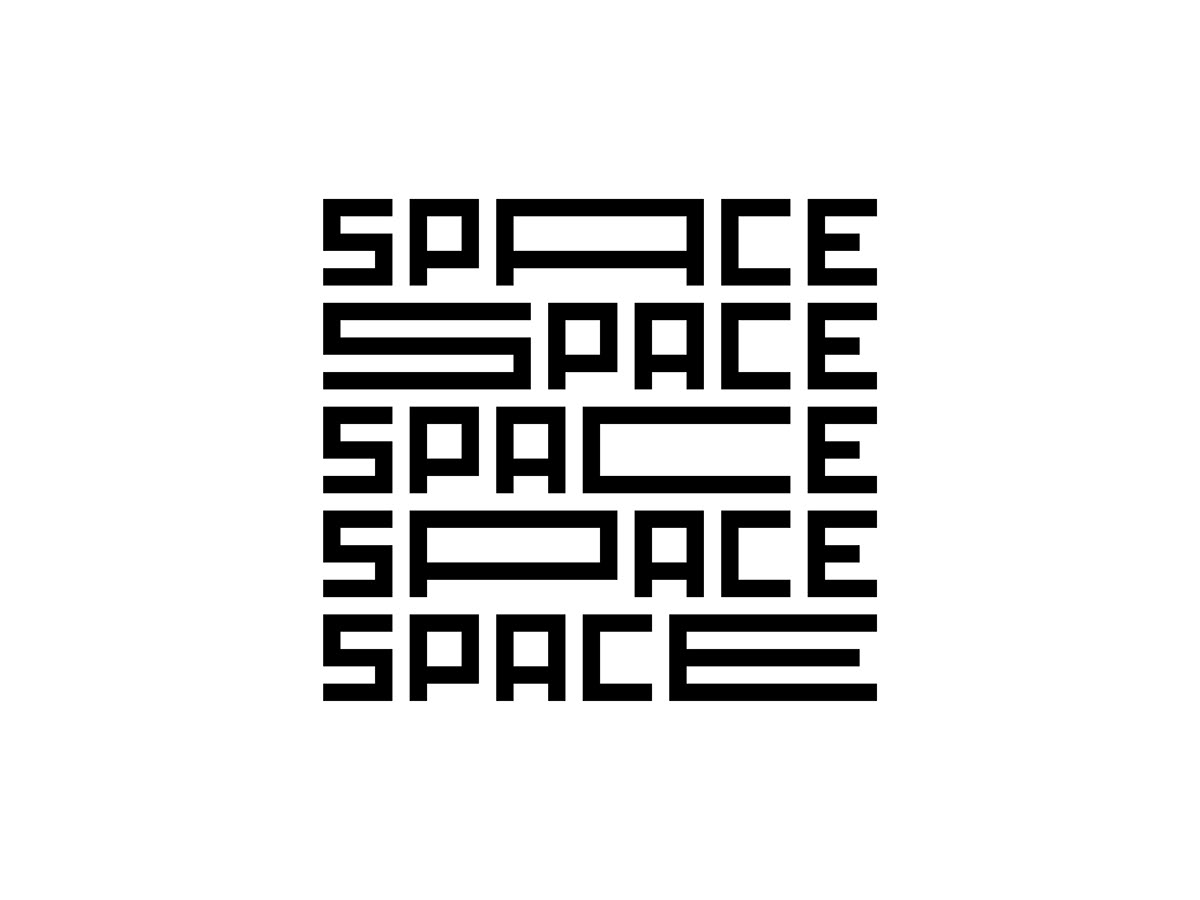 New font SpaceType
