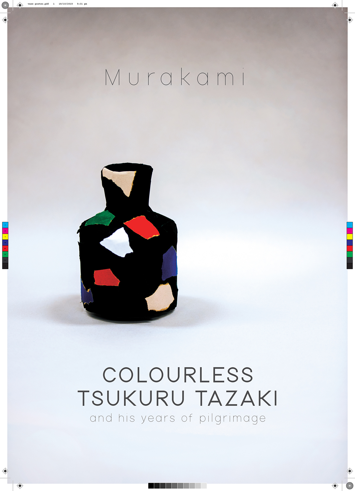 Colorless Tsukuru Tazaki And His Years Of Pilgrimage Pdf