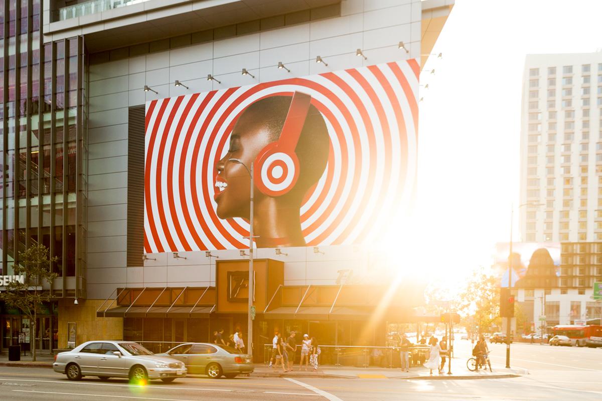 brand target