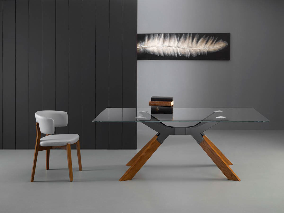 Steel Table On Behance