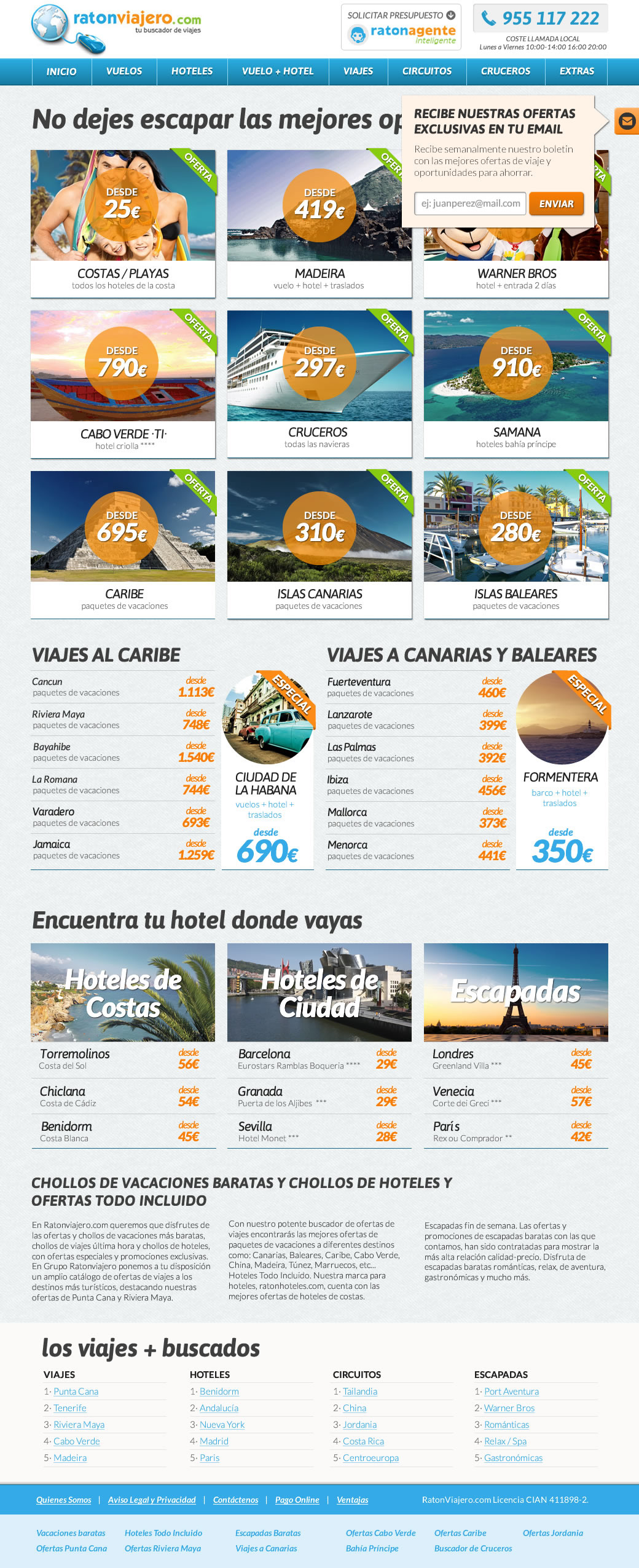 Ecommerce Travel