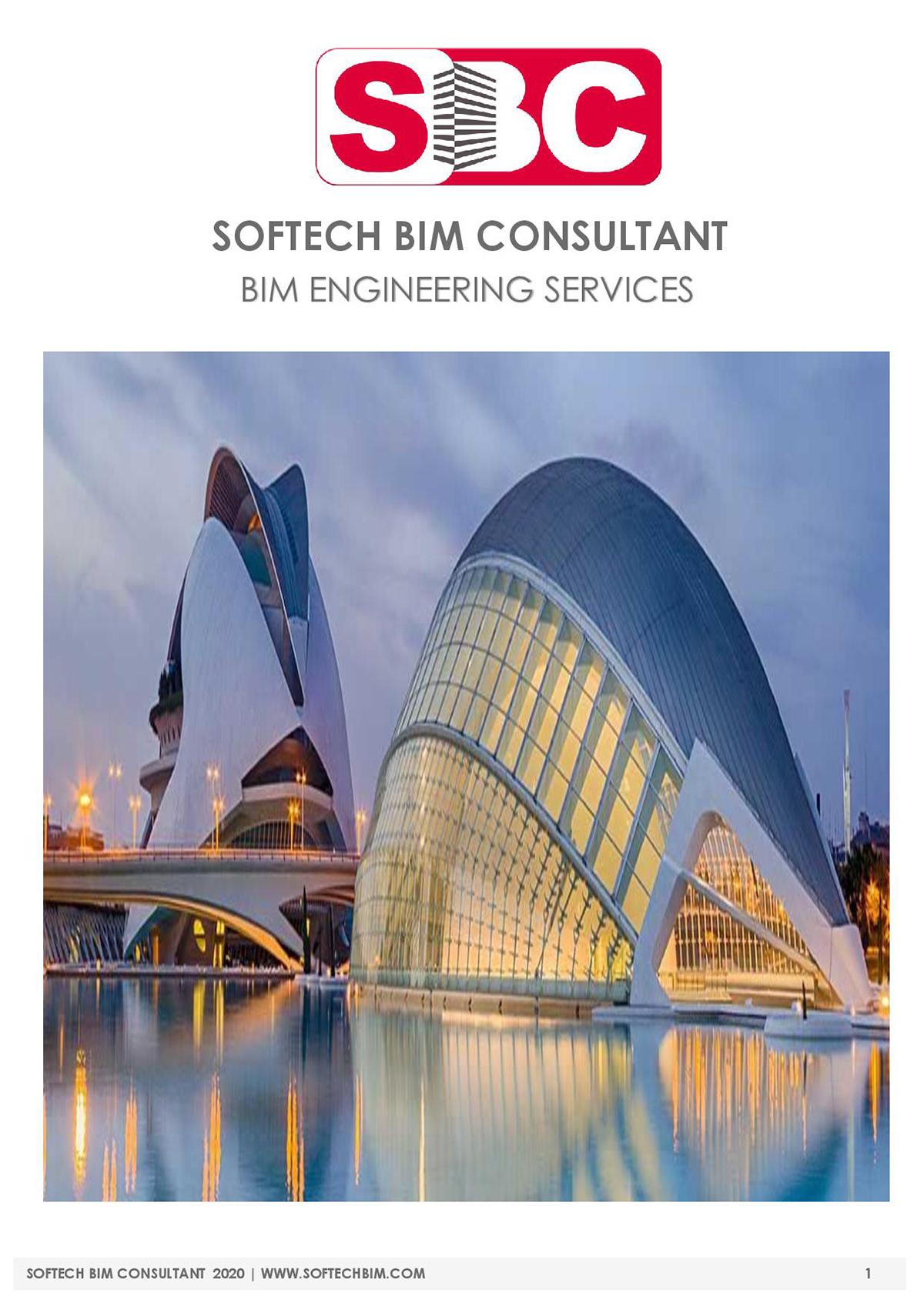 Softech BIM Services Softech BIM Services