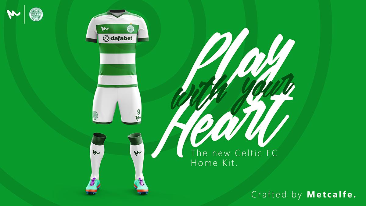 4749b8a27 Celtic Concept Kits 2016 on Behance