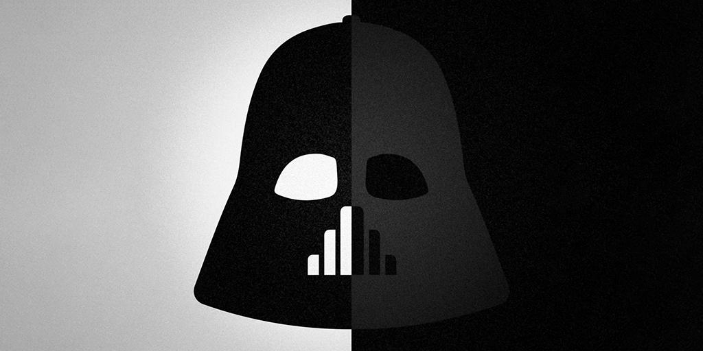 Brand Design branding  darkmode Darkside graphic design  logo portfolio Starwars UI/UX Web Design