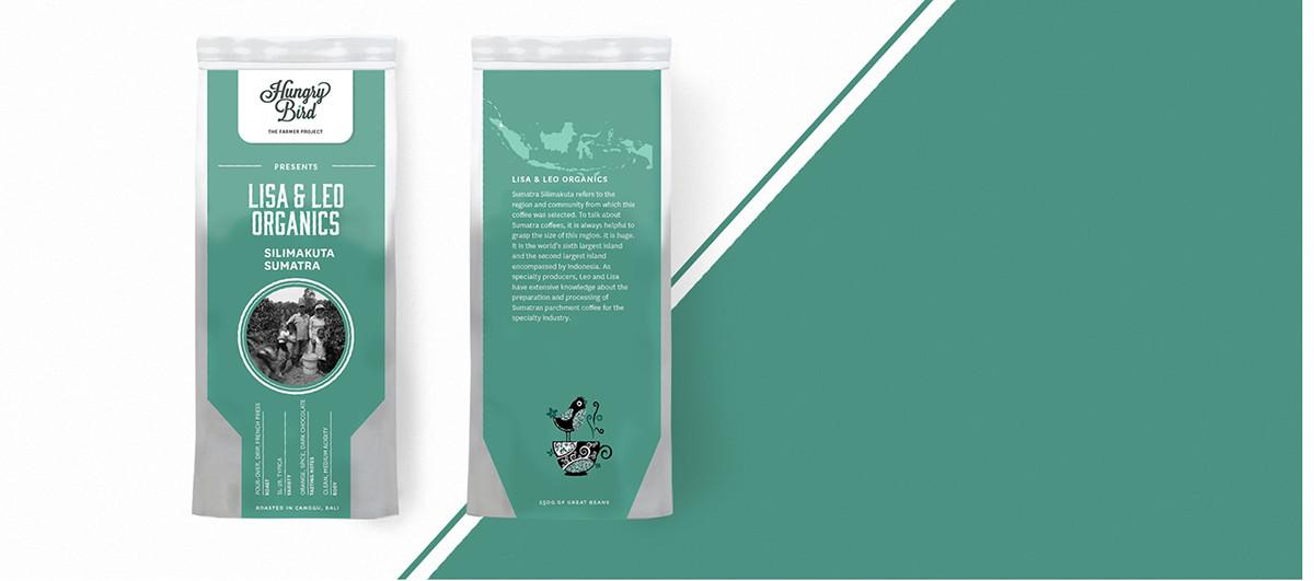 Coffee print design