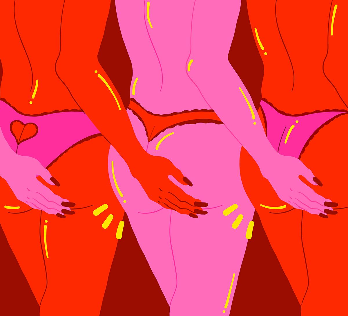 Anonomous sex