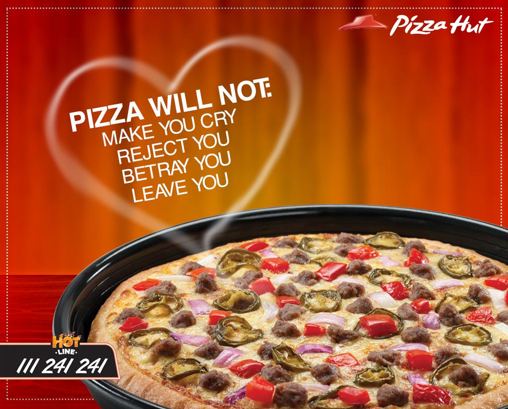 Social Media Posts Pizza Hut Pakistan On Behance