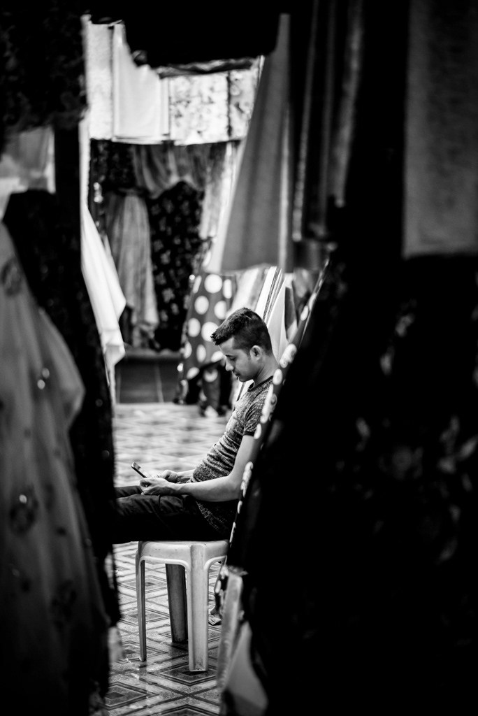 Qatar doha street photography black and white street portrait Story telling nabil darwish ndarwish people life