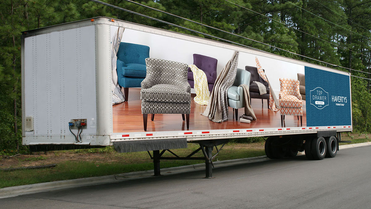 Havertys Furniture on Behance
