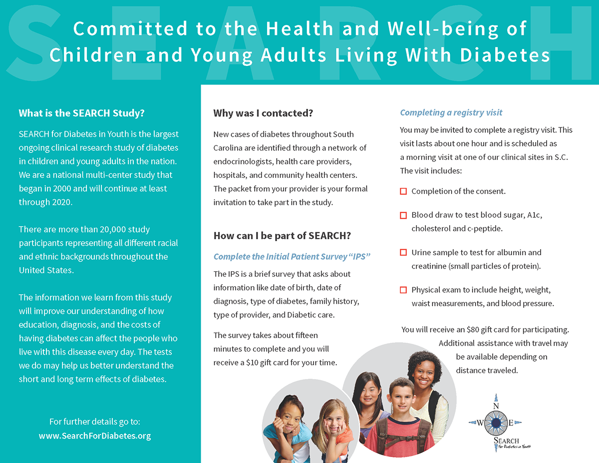 a study on the diabetes disease The business case for diabetes disease management at two managed care organizations: a case study of healthpartners and independent health association.