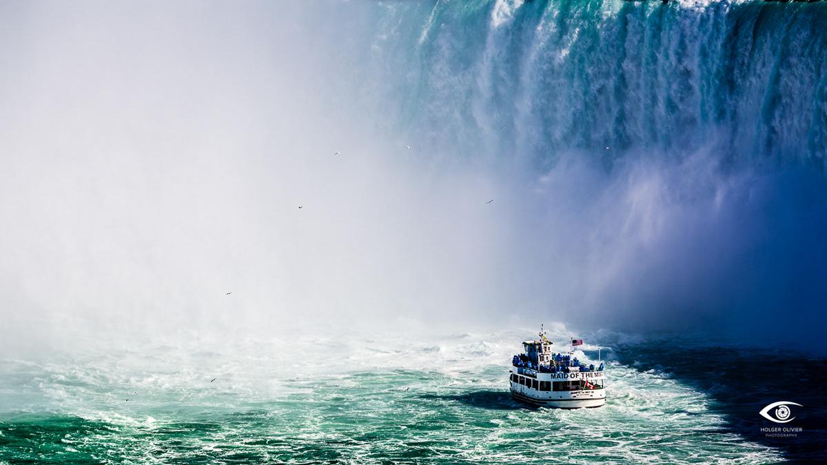Niagara Falls   Maid of Mist   HolgerOlivier Photography