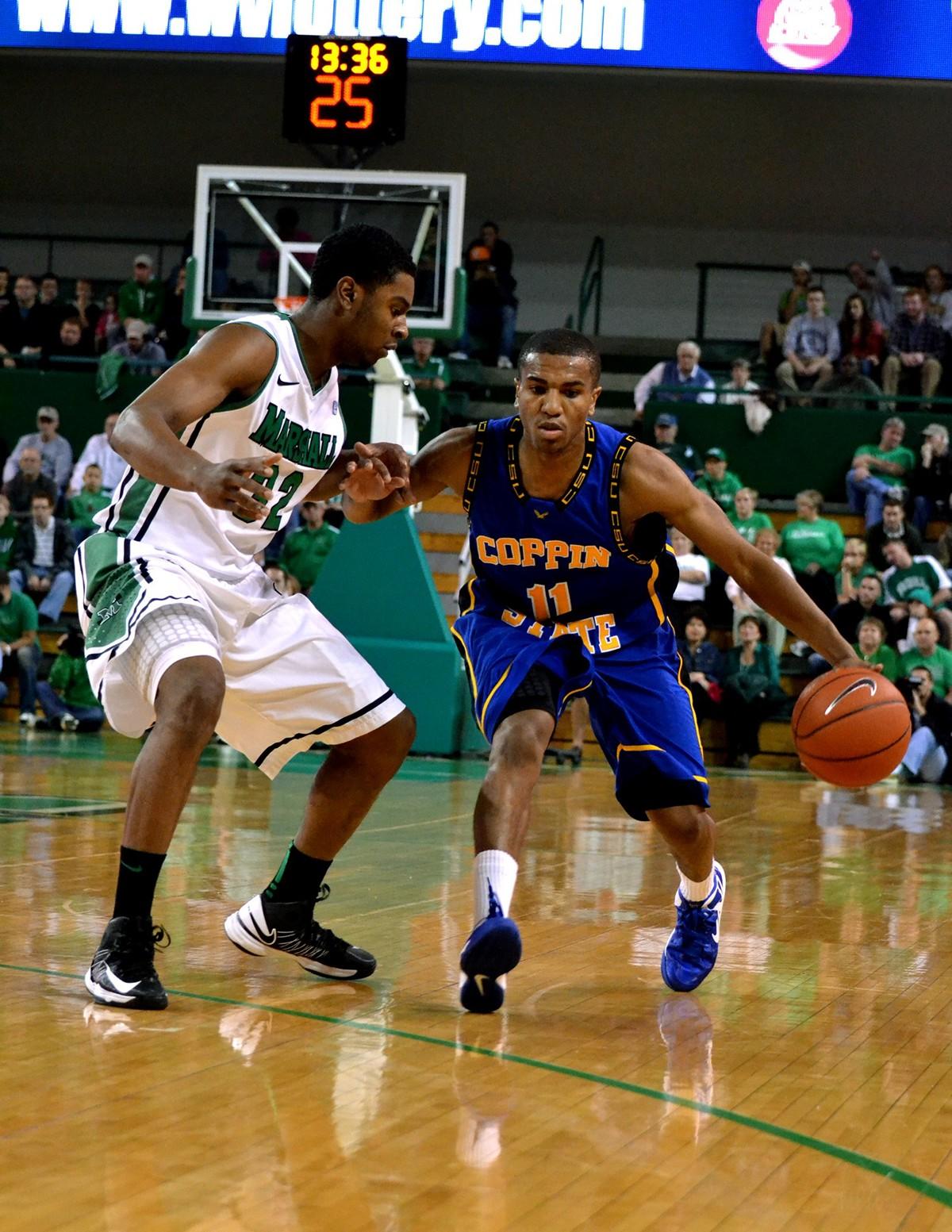 Marshall University sports photography basketball College Basketball