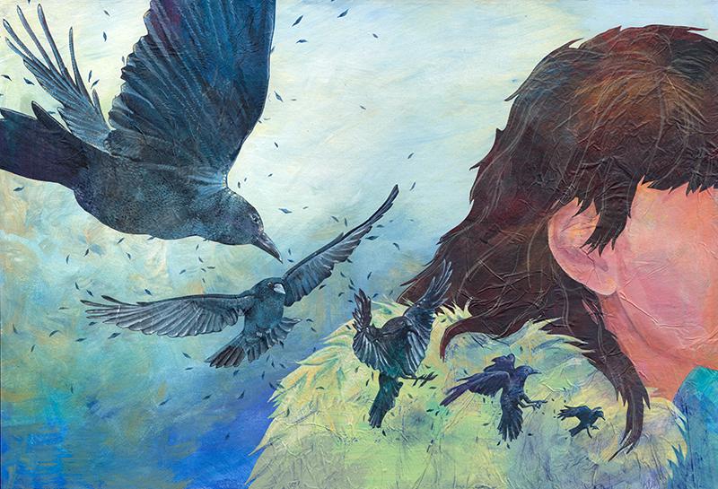 Inuit Arctic children's book folktale legend ebook self published bookmaking animals Nature