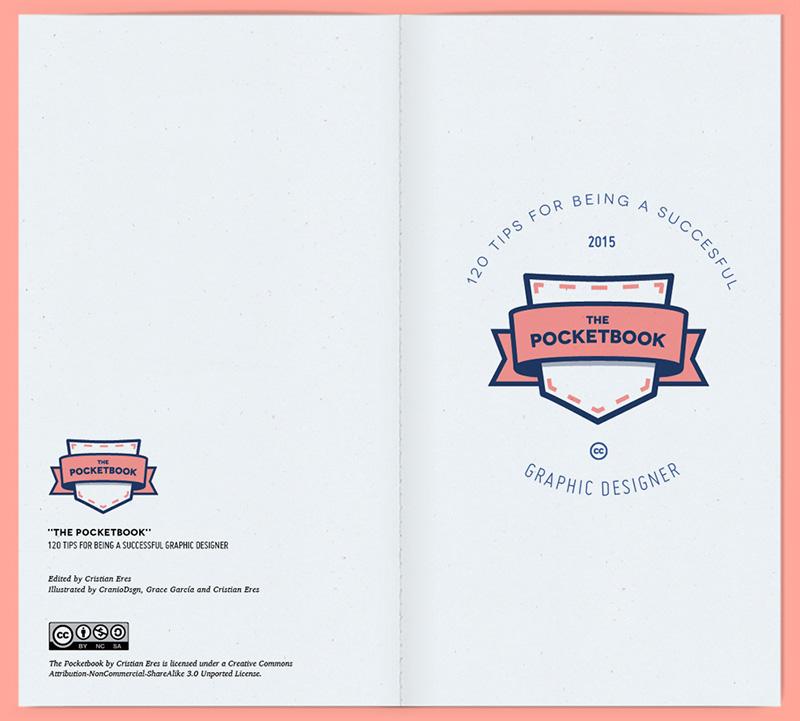 pocketbook knowledge Creativity inspiration procrastination rest Promotion portfolio Client invoice creative commons free pdf book tips
