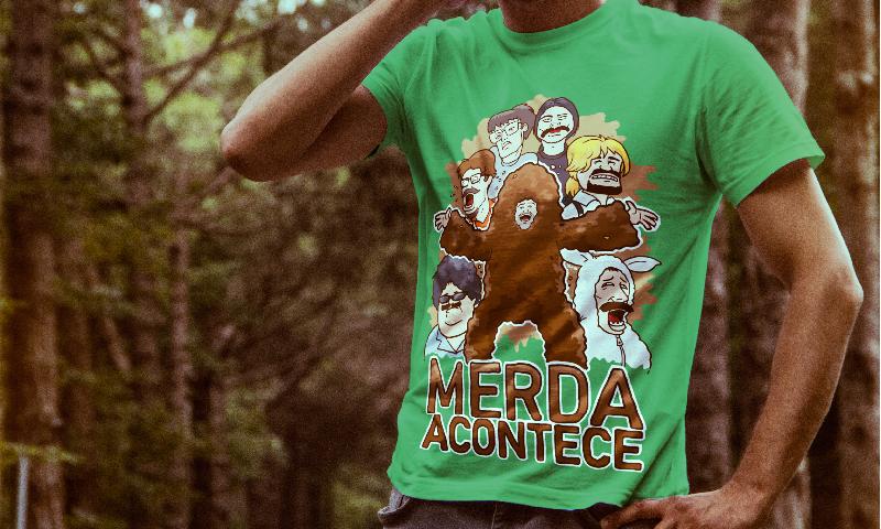 shirt print t-shirt