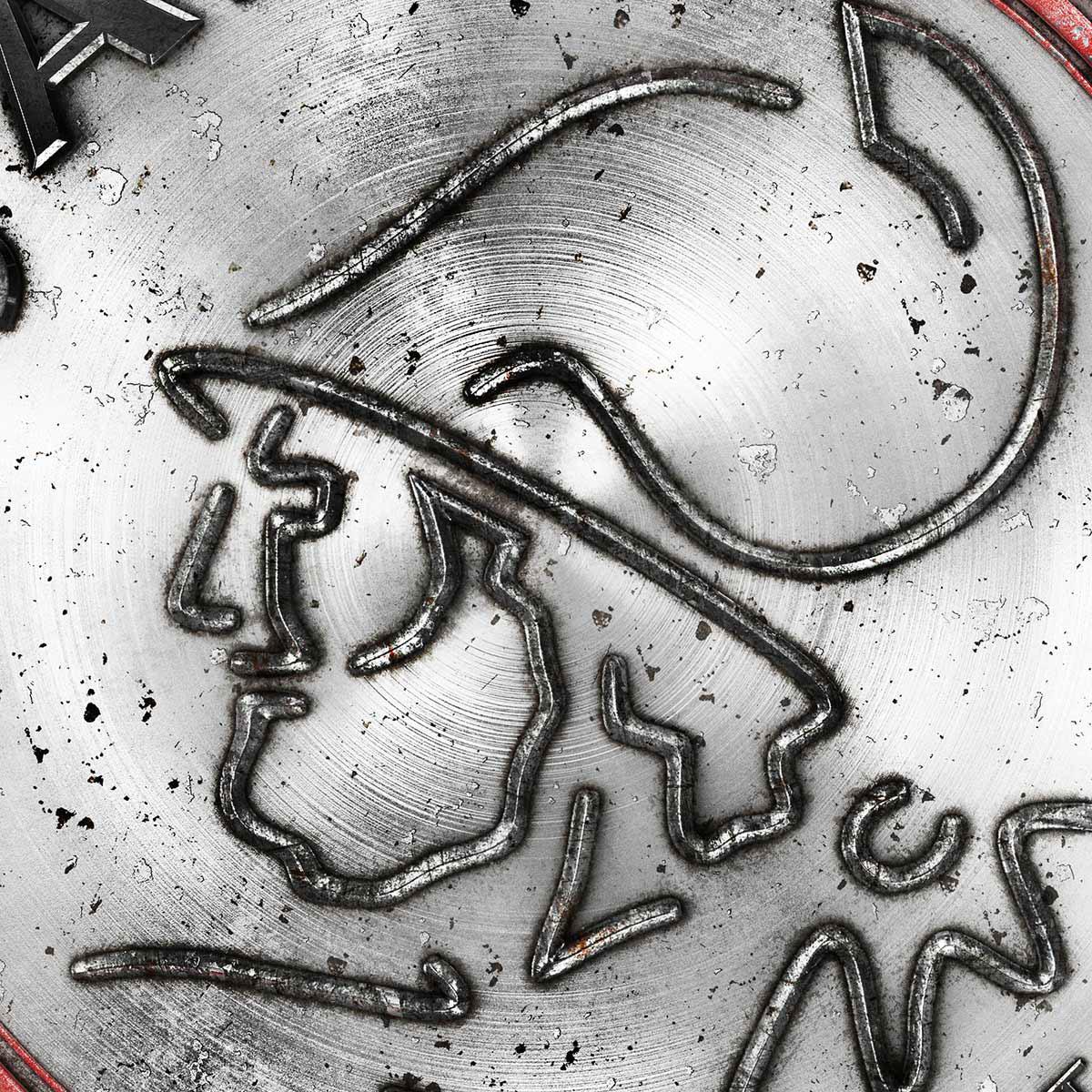 Talisman & Co.   Ajax Badge   Andrei Lacatusu