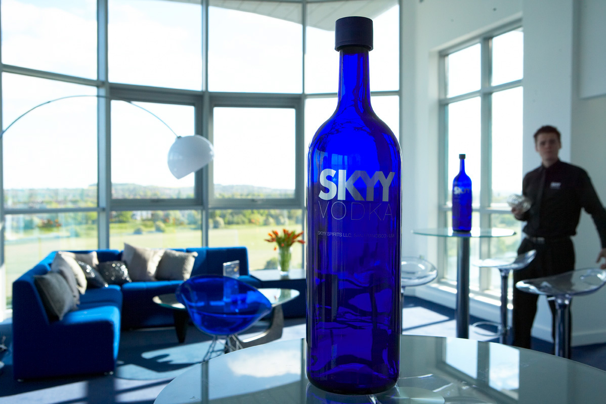 Skyy Vodka Commercial