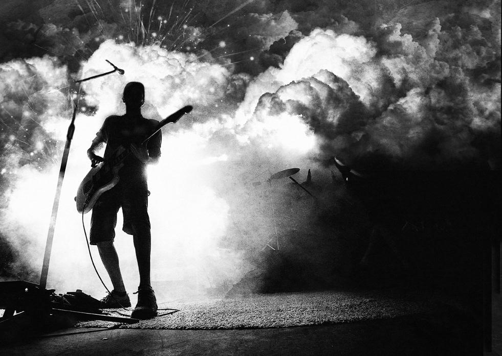 apocalypse mental trauma  music personal conflict refuge War
