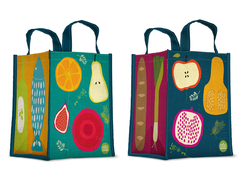 Whole Foods Reusable Bags