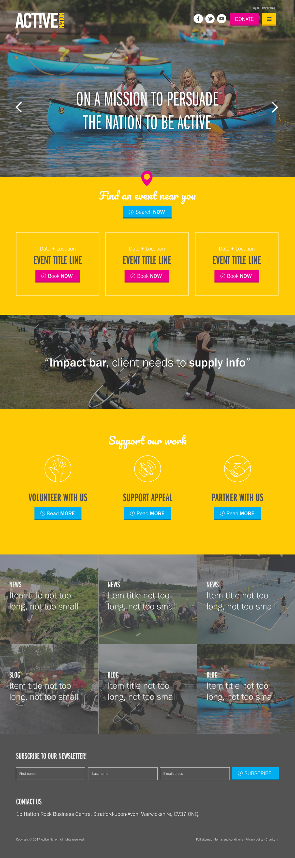 UX design ui design Webdesign