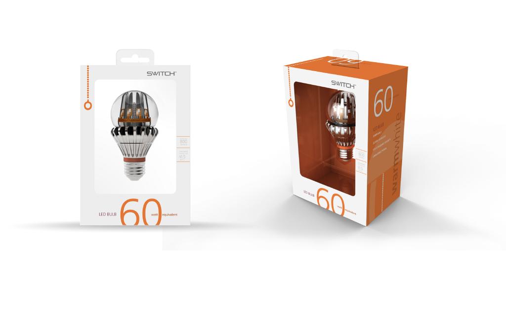 Packaging Design For Led Light Bulbs On Behance