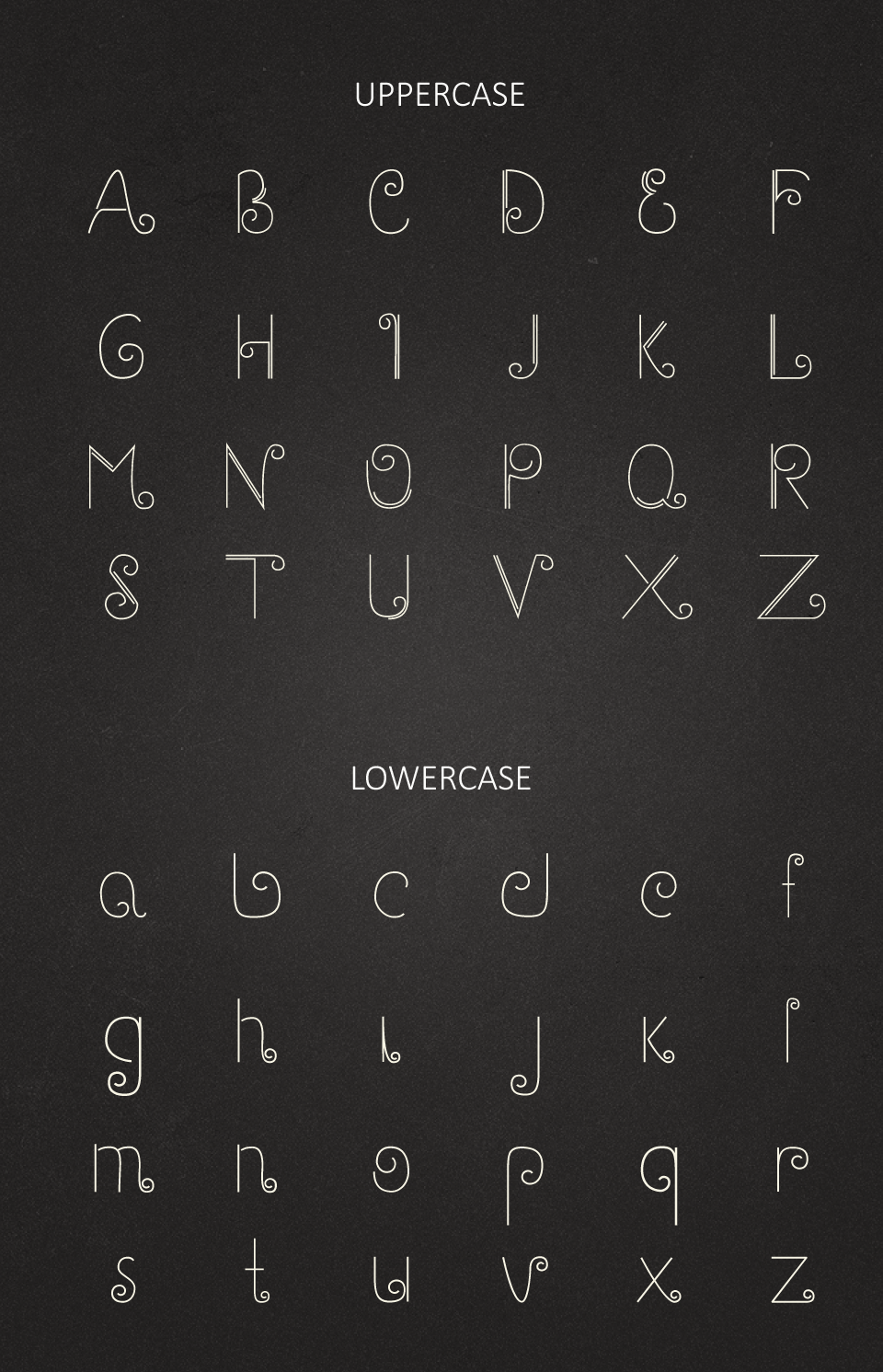font type freefont Typeface