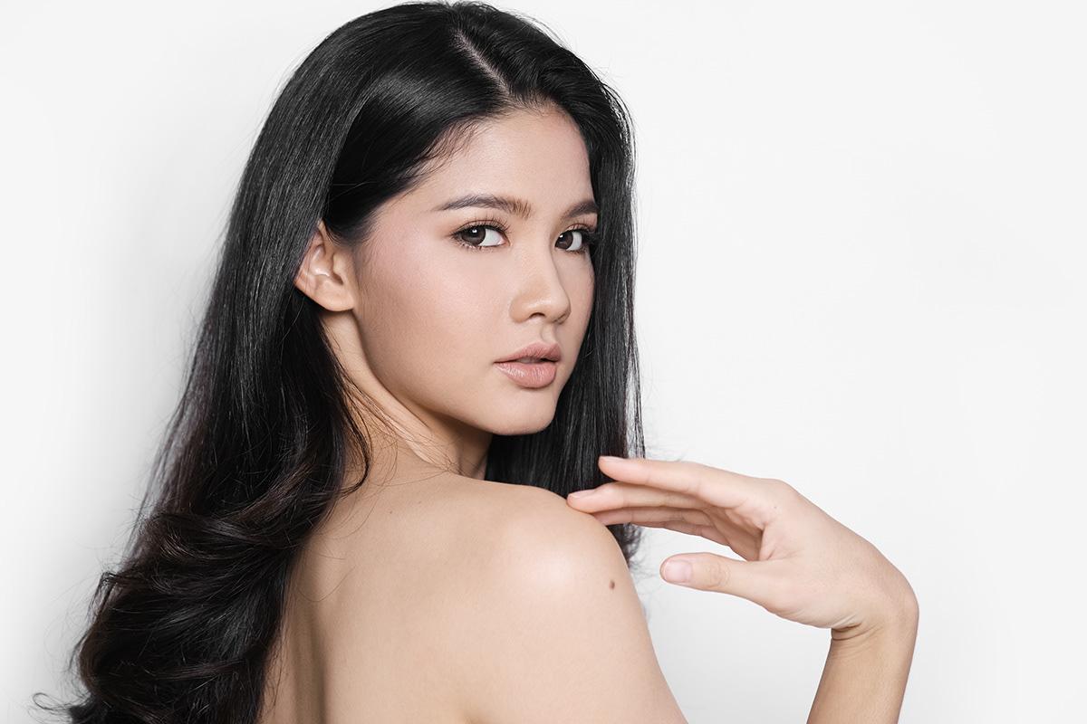 Asian Natural Beauty