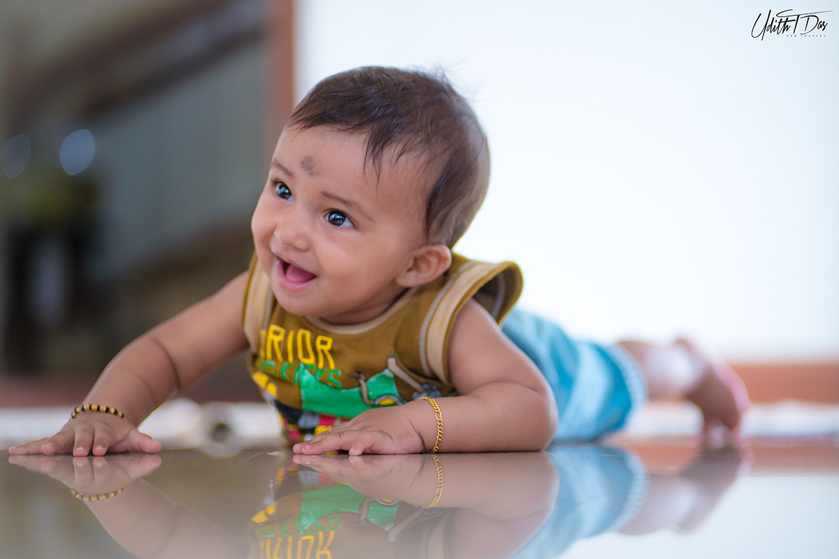 Kids photography kerala