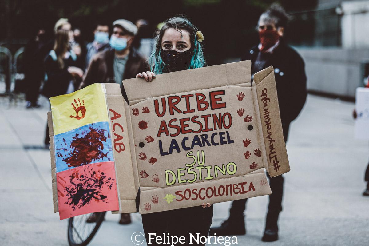 Documentary  paronacional photograpy photojournalism  SOSCOLOMBIA strike Toronto