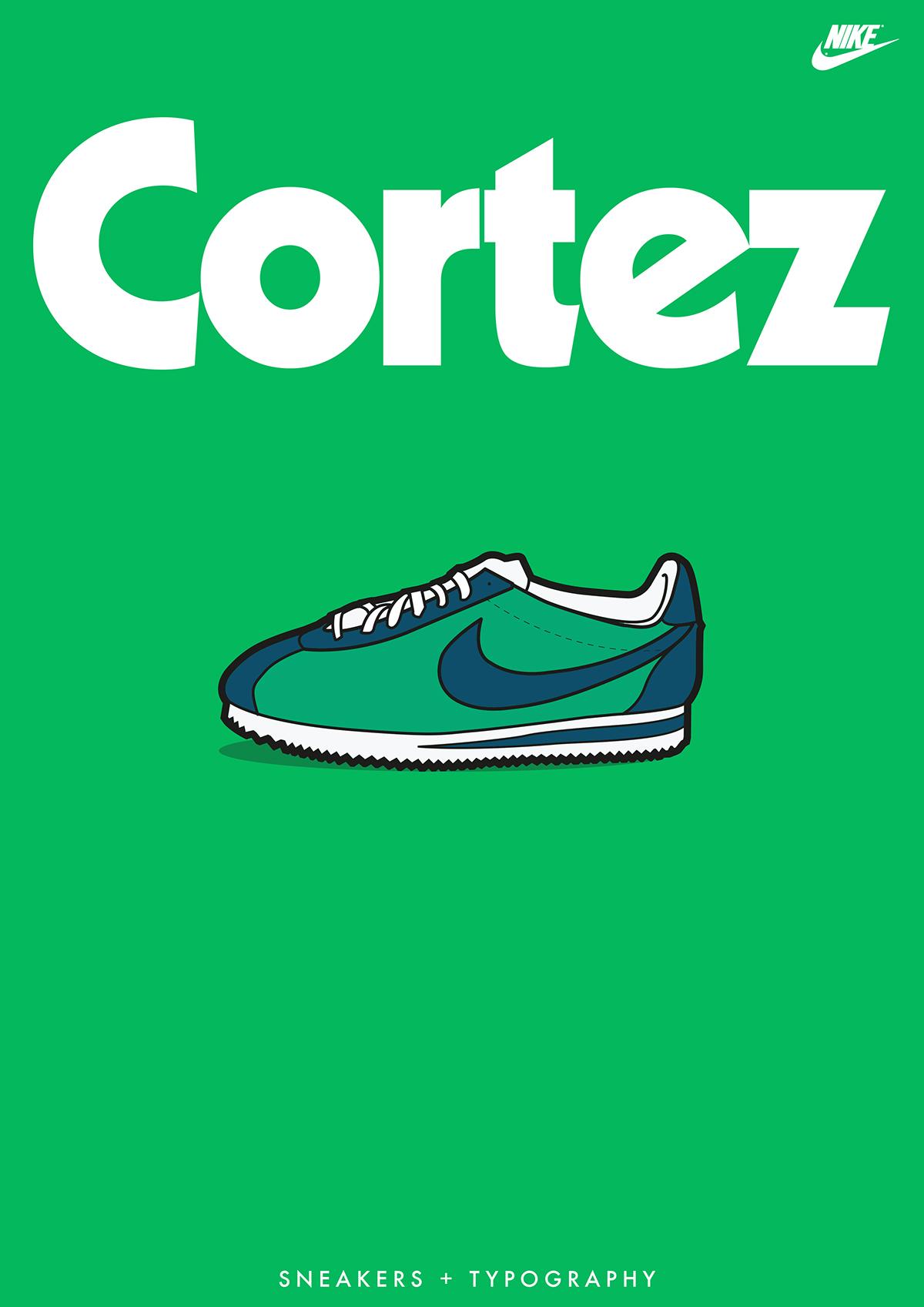 Talisman & Co. | Nike Cortez | Pablo Cánepa