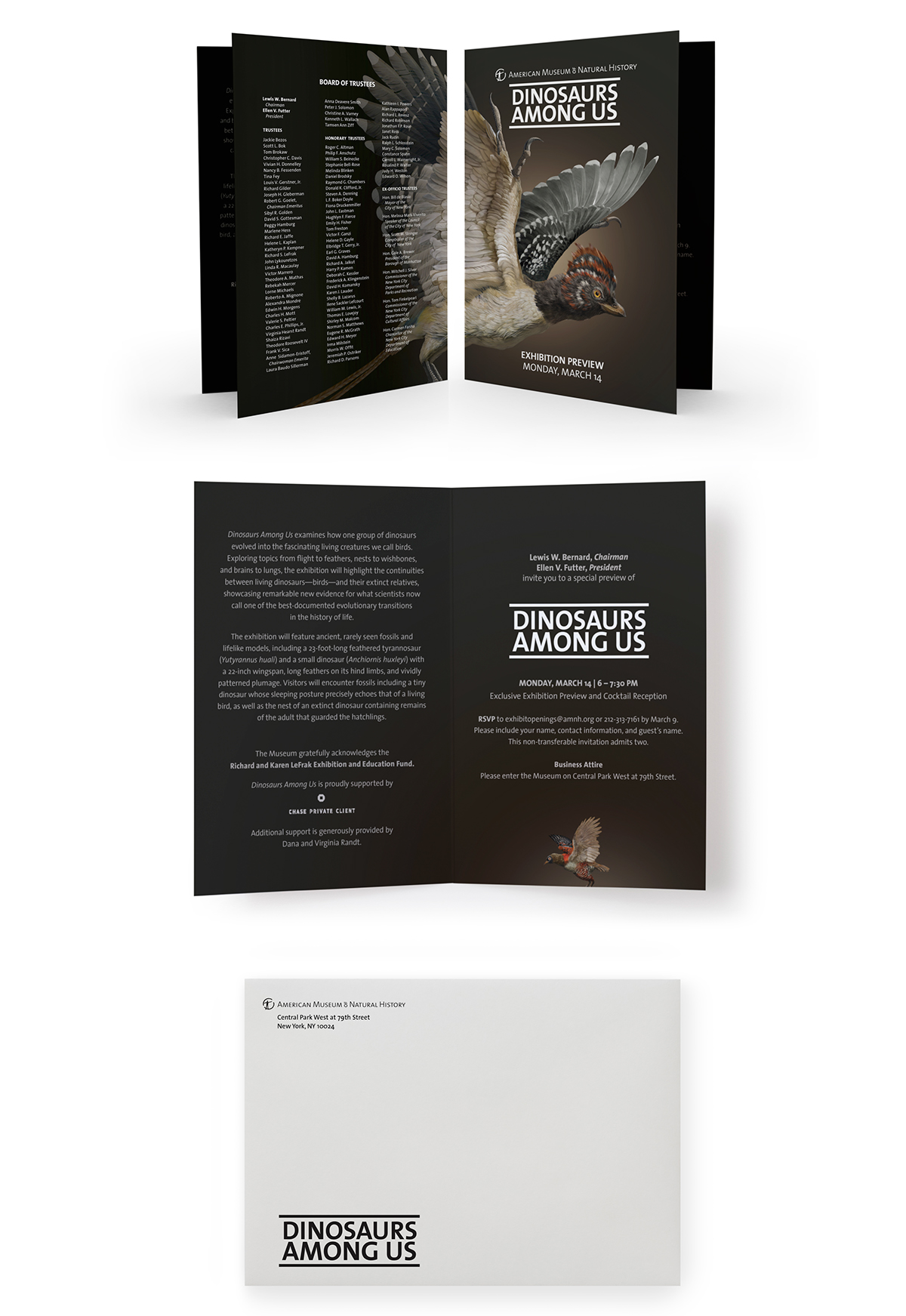 American Museum Of Natural History On Behance - Private museums in us