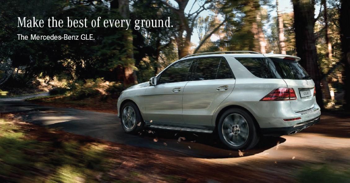 Mercedes Benz Silver Star Facebook Ads