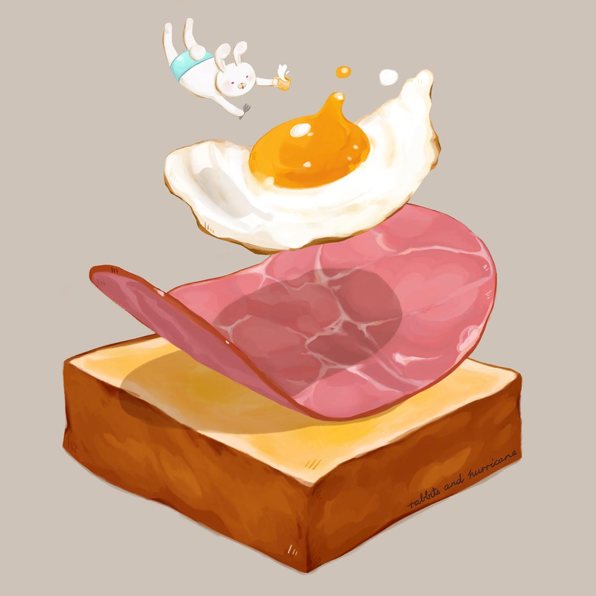 Image may contain: food and cartoon