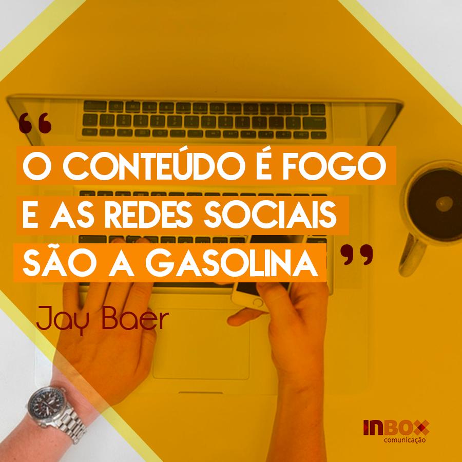Conteúdo Digital social media