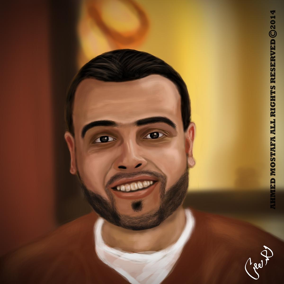 man photoshop egypt shorbagy Zidan paint mahalla dubai akwadweb