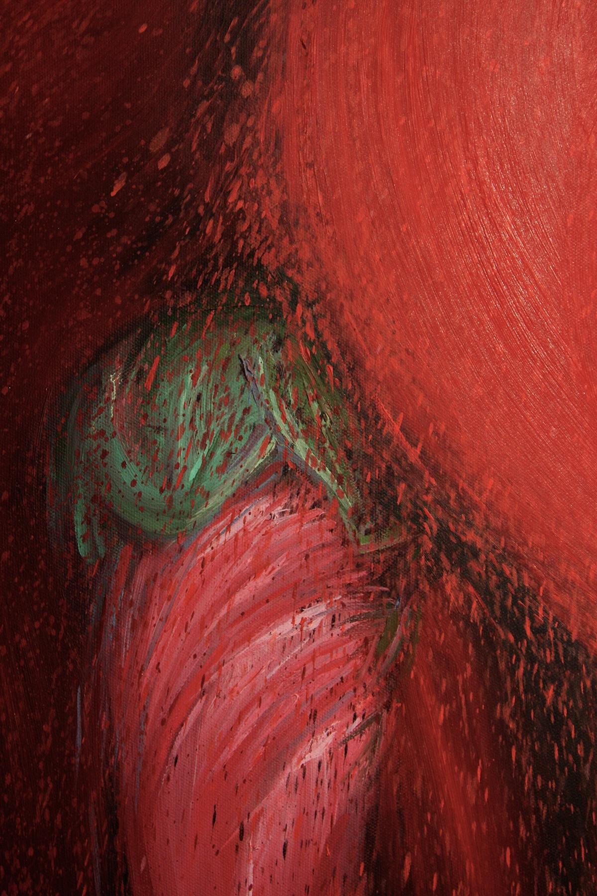 Adobe Portfolio florals Flowers oil paintings inspiration vibrancy