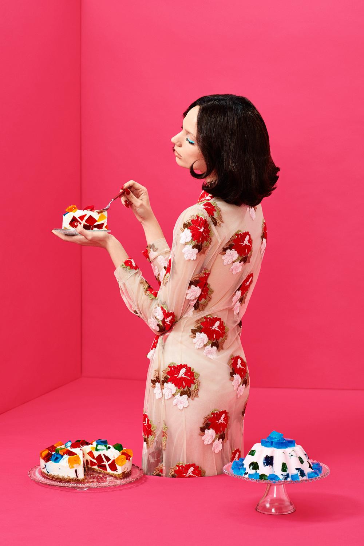 jello editorial JUCO JUCO PHOTO rob talty jo baker Cartier prada food styling shirley kurata