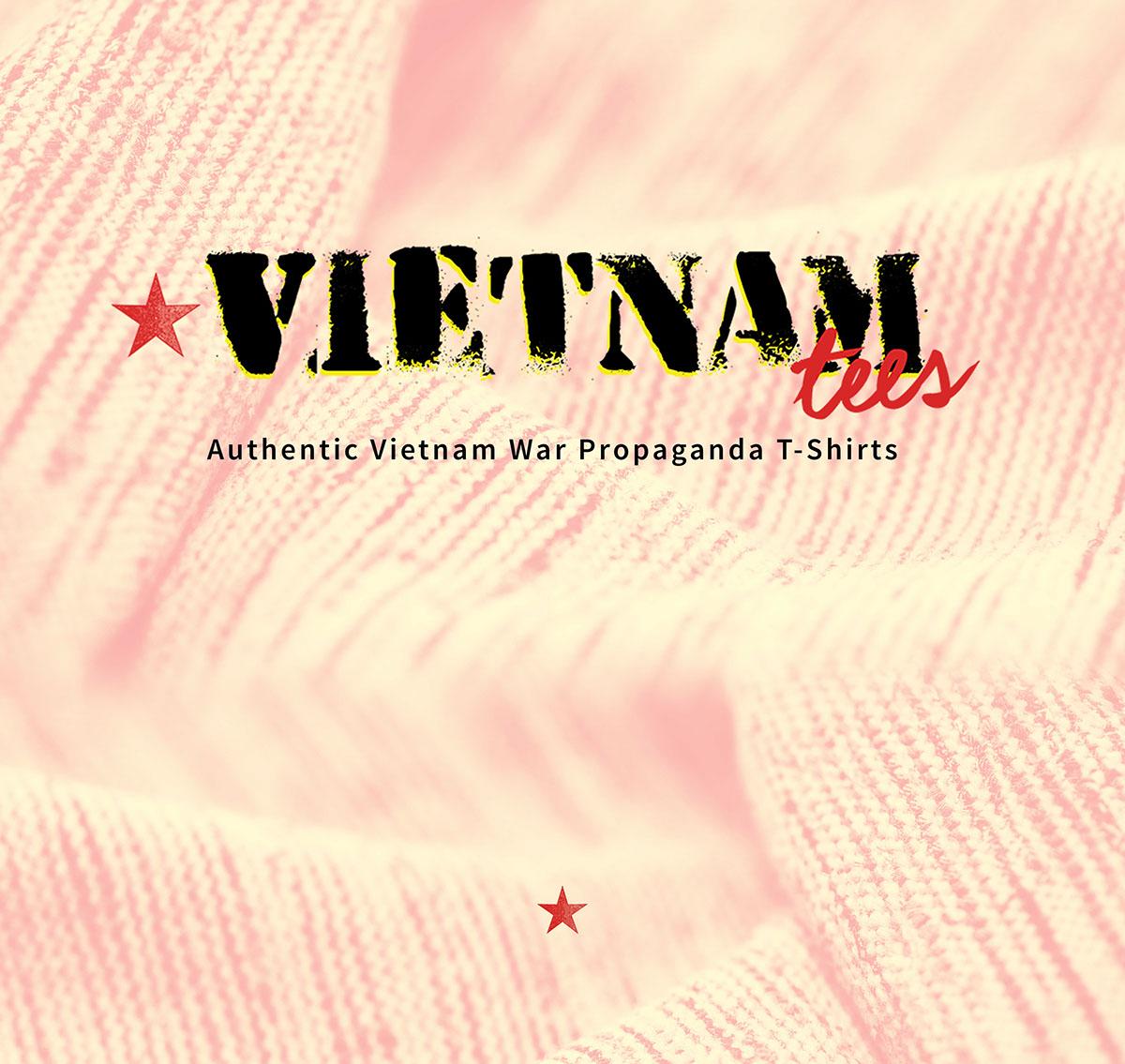 Vietnam Tees Logo on Pantone Canvas Gallery