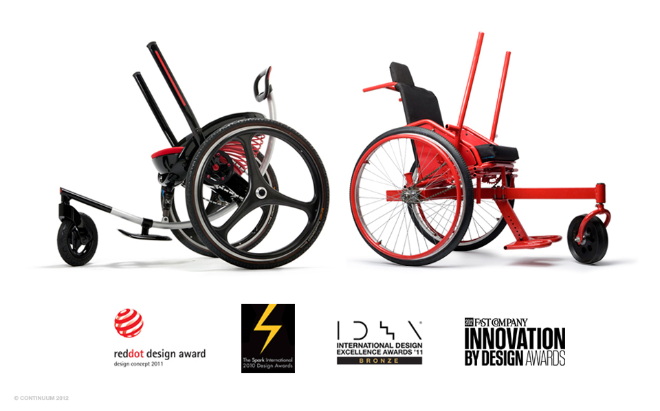 Leveraged Freedom Chair mobility beyond pavement on behance