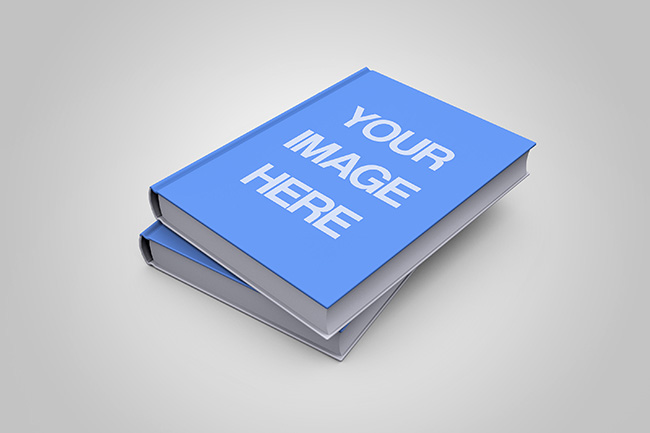 3D Book Cover Mockup Template on Behance