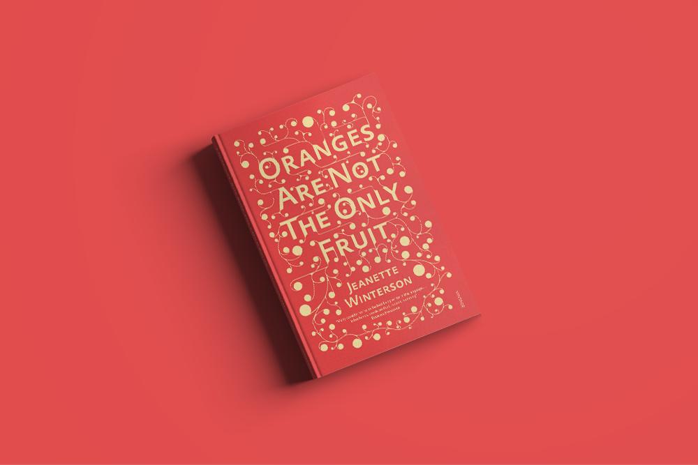 book oranges Jeanette Winterson  cover penguin Awards