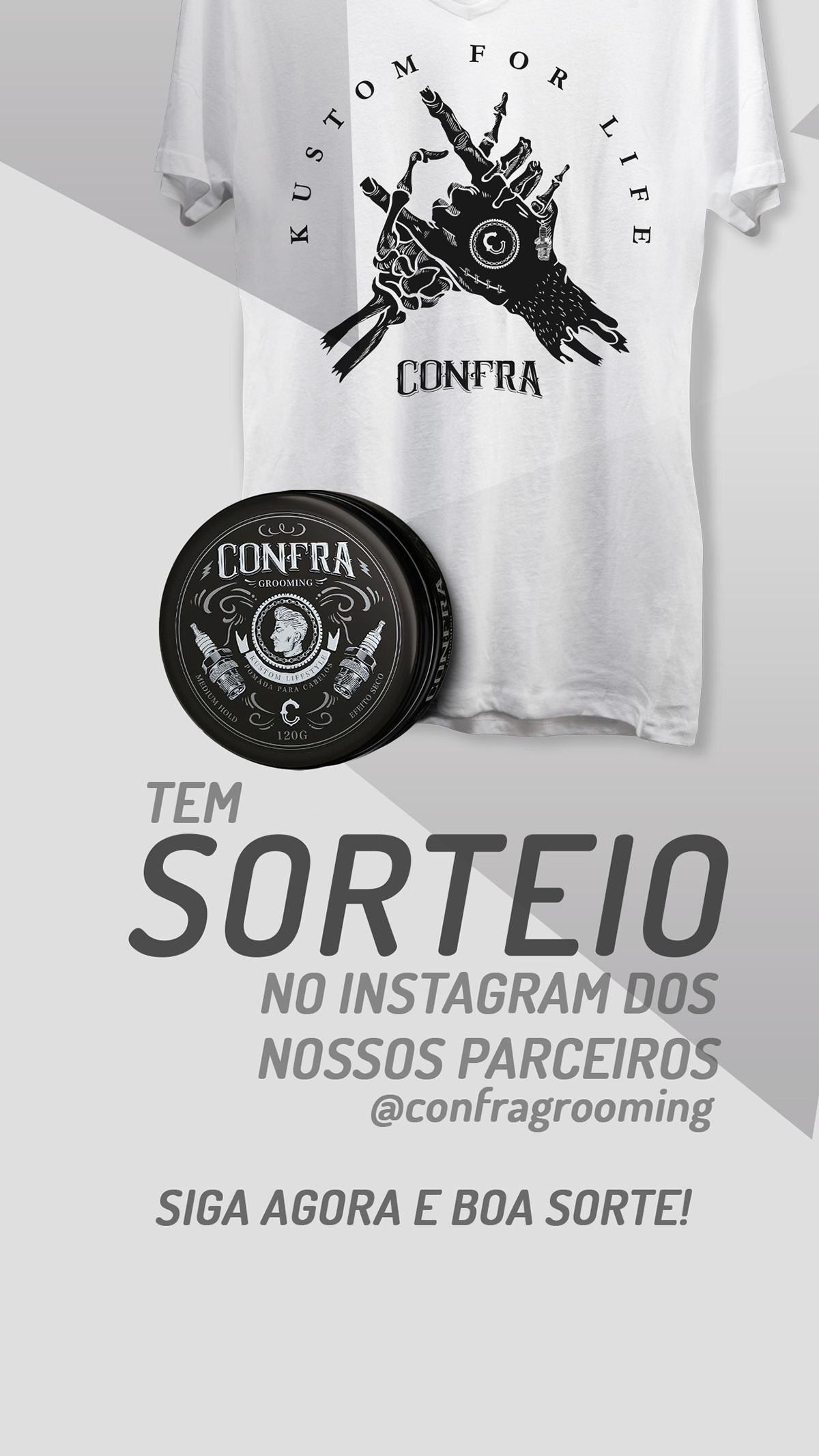 banner campanha isntagram post sorteio