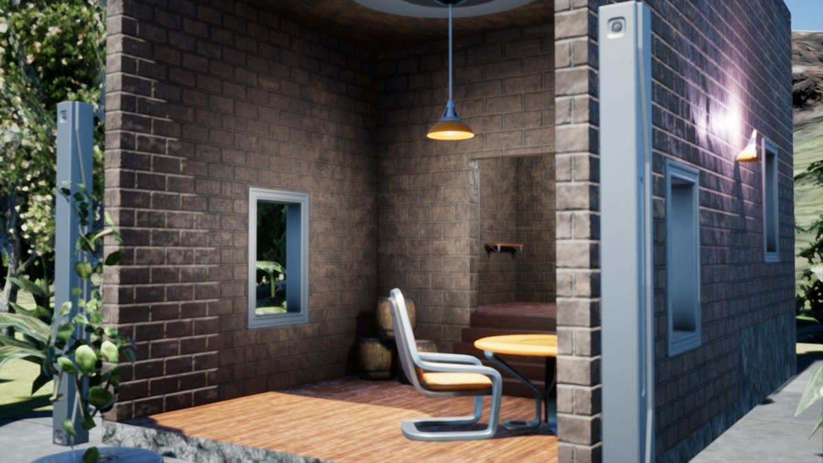 Create a Level Design & Level Sequence in UE4 on Pantone