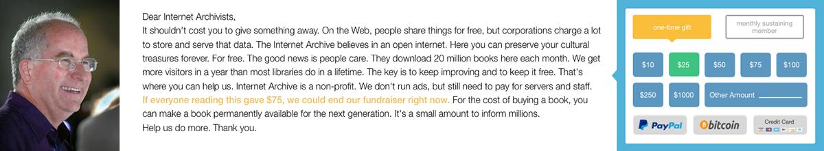 fundraising non-profit donations