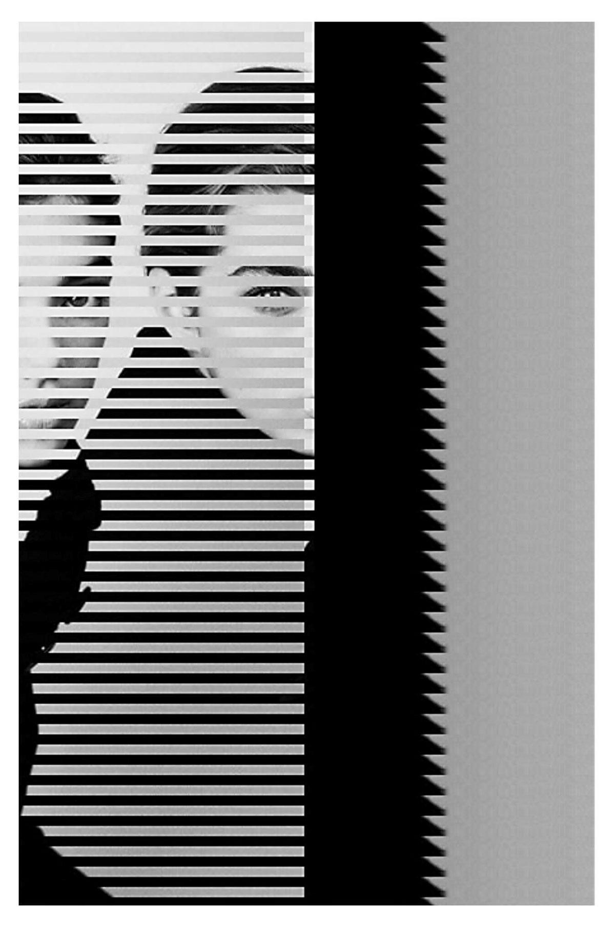 INTROSPECTO | Glitch art | Shalala Salamzadeh #artpeople