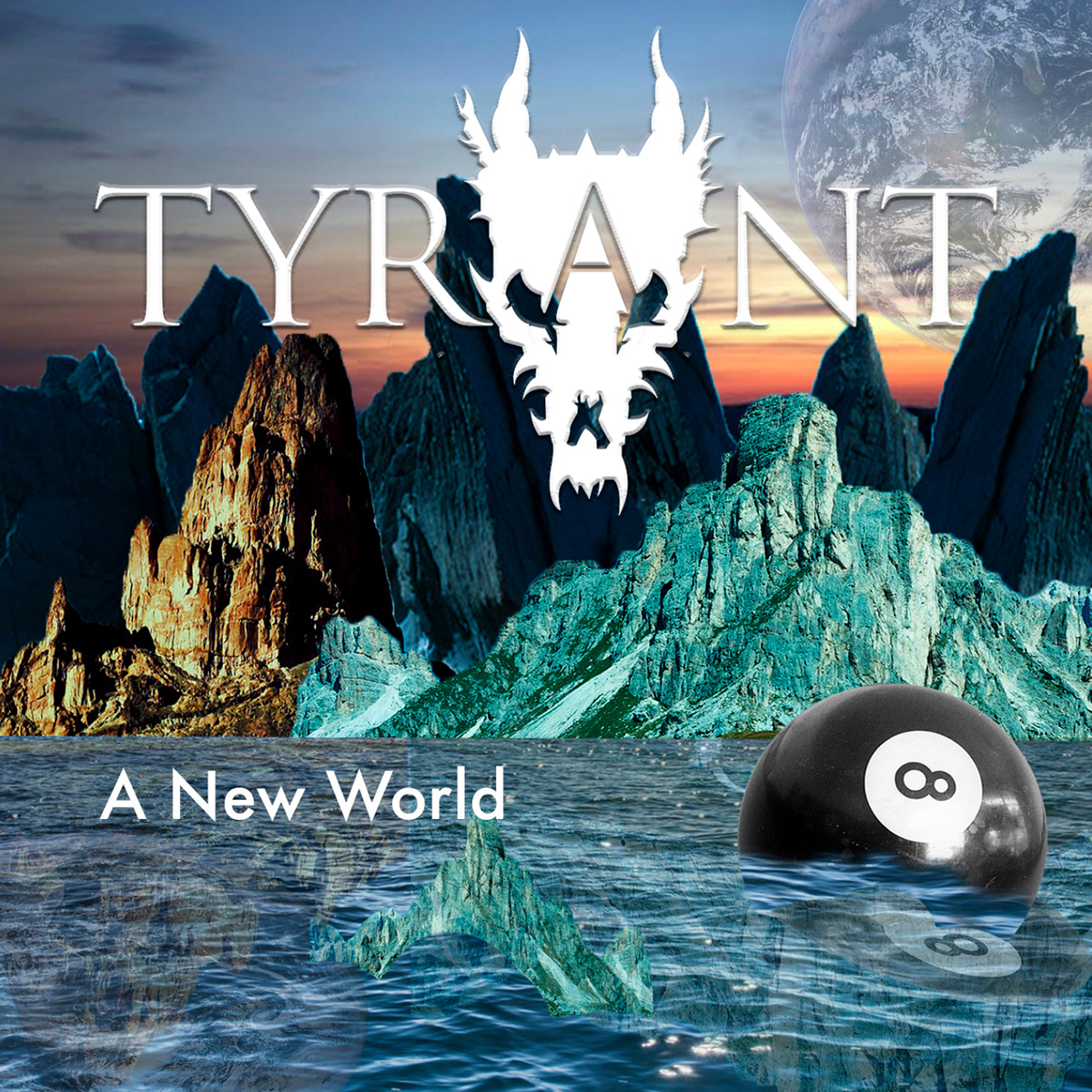 Tyrant Album Jacket on Behance