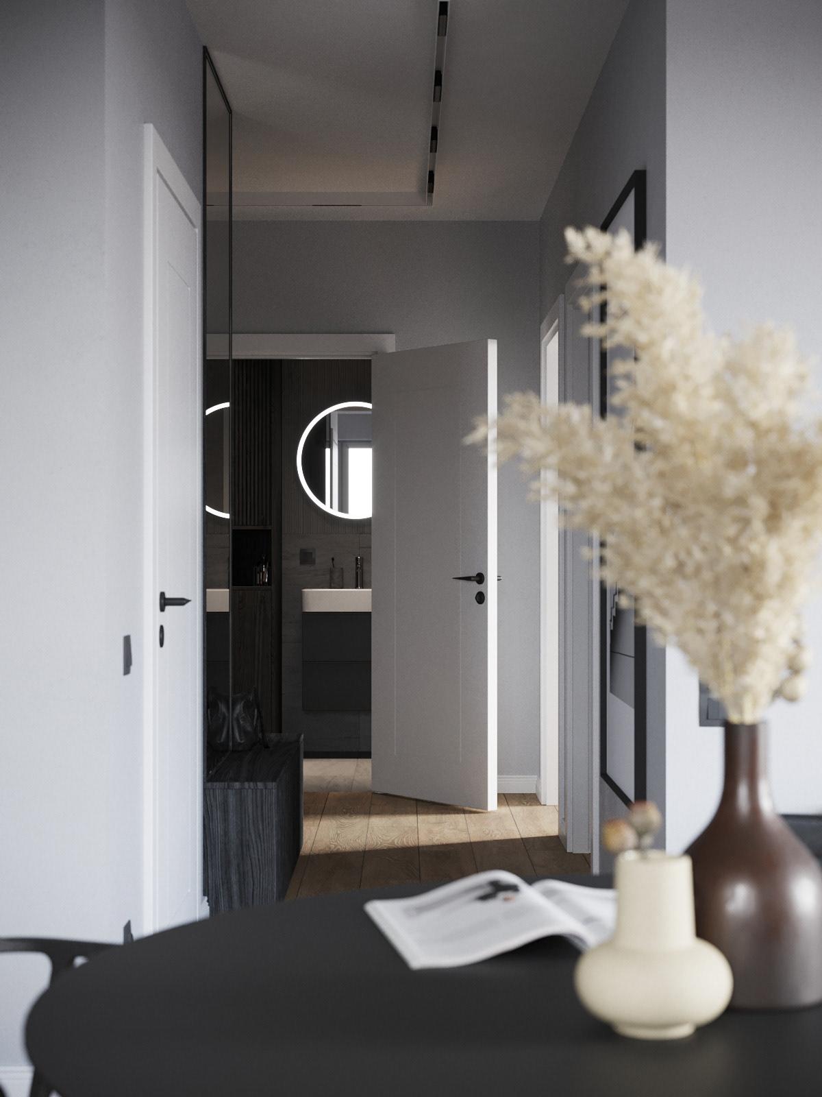 3danimation animation  apartments CGI exterior Interior