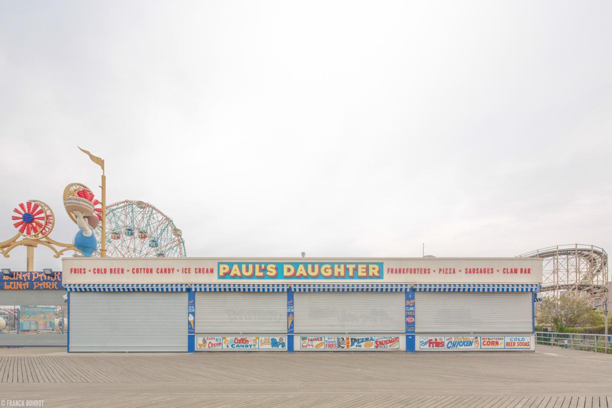 Last Stop Coney Island